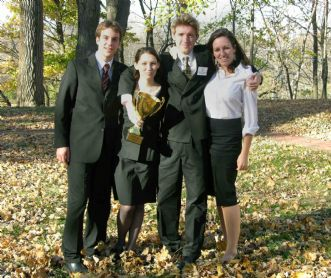 Team 1 Ethics Bowl 2005 Winning.jpg