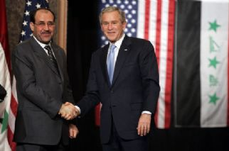 Bush al-Maliki.jpg