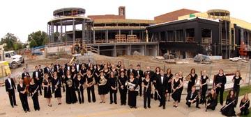 University Band PAC 2006.jpg