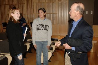 Mitch Daniels 2 Students.jpg