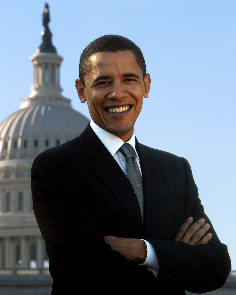 Cool mens hairstyles - Barack Obama Short hair styles