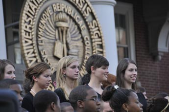 Inauguration 2008 Students.jpg