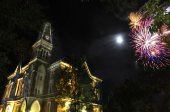 East College Fireworks av Oct 2008.jpg