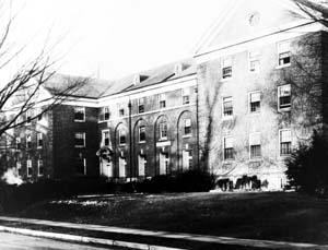 Longden Hall BW.jpg