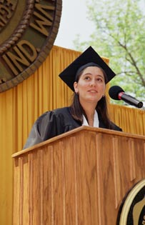 Ashley Krieg 2001 Commencement.jpg