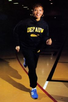 Olympic gold medalist wilma rudolph joins depauw team depauw wilma rudolph lilly centerg voltagebd Choice Image