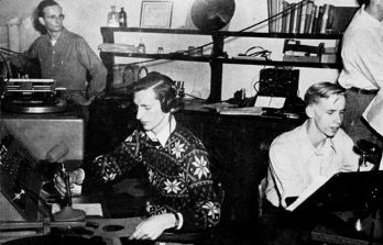 wgre  control room 1949.jpg