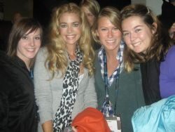 sundance winter term 09 with denise richards