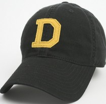 DePauw Hat blackgold 09