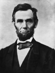 Abraham Lincoln portrait2