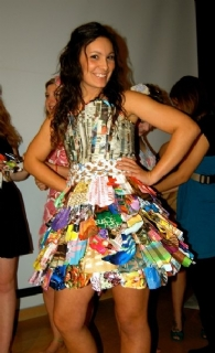 Clothes Made Of Trash