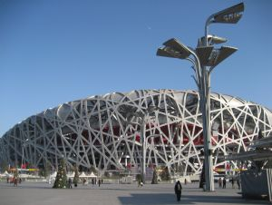 Birds Nest in Beijing, China.JPG