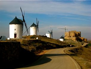 Windmills in Spain.JPG