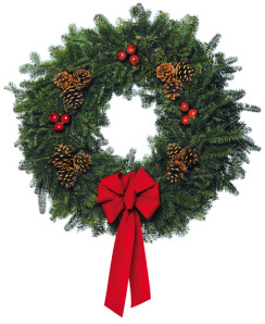 Holiday Wreath 010