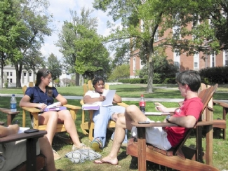E College Students ChiTrib 2010.jpg