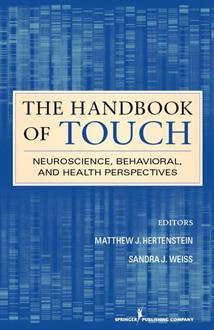 Matt Hertenstein Handbook of Touch