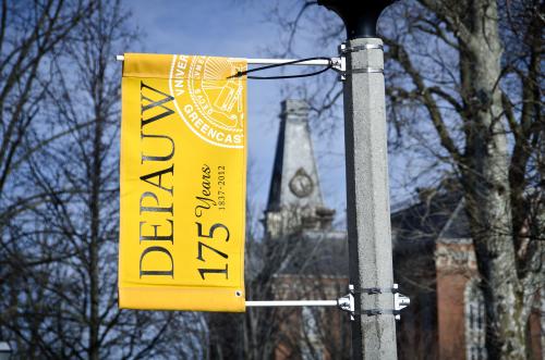 DePauw Celebrates 175th Anniversary