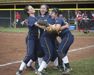 2013 NCAC Softball Tournament 4